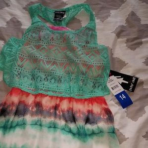 Dress for girl size 14